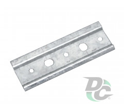 Mounting plate for  adjustable cabinet hanger Galvanized L-2000mm DC