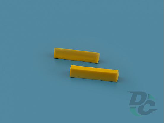 Wax stick Yellow 24