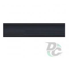 Countertop plinth Black 55 DC