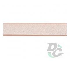 Countertop plinth Pink Pebble 85 DC