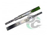 Ball bearing slide with soft closing function  L-450mm H-45mm DC PremiumLine