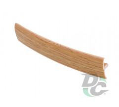 Flexible T- type profile for 16 mm board Structural Light Oak  615H01-P47 DC