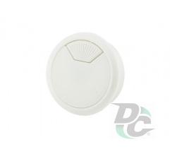 Ultrawhite wire plug with spring StandardLine  DC