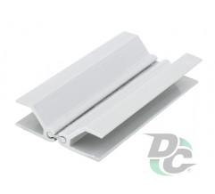 Universal corner to plinth strip Plastic DC