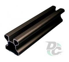 Vertical closed profile L-5,1m Bronze DC OptimaLine