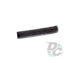 Dustproof brush for slot for profile  Brown DC StandardLine
