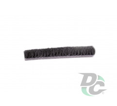 Dustproof brush for slot for profile Grey DC StandardLine