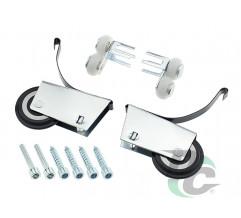 Set of rollers for open profile DC StandardLine