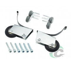 Set of rollers for open profile DC OptimaLine