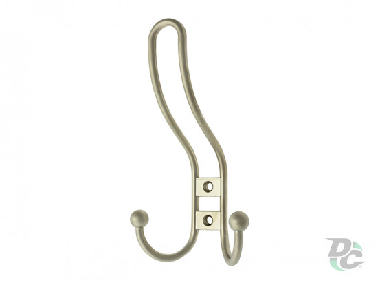 Hook WN 01 G5 Matte Nickel DC OptimaLine