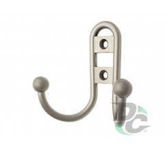 Hook WN 02 G5 Matte Nickel DC OptimaLine