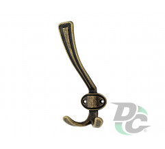 Hook WR 06 G4 Antique Bronze DC StandardLine