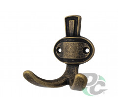 Hook WR 07 G4 Antique Bronze DC StandardLine