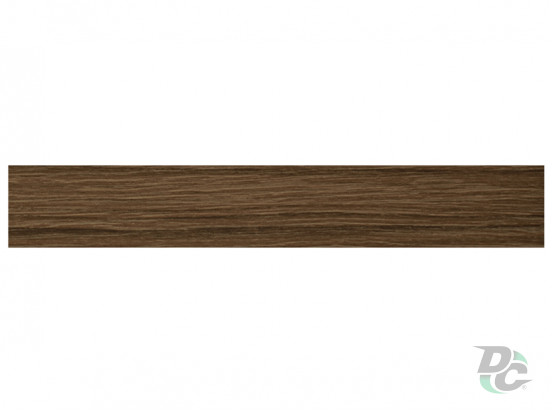 DC PVC edge banding 21/0,6 mm Dark Chamonix Oak 0030SW/0328 SwissPan, 2216 ES KronoSpan, 2195 PR SwissKrono