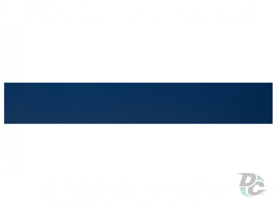 DC PVC edge banding 41/1,8 mm Rough Blue CL121