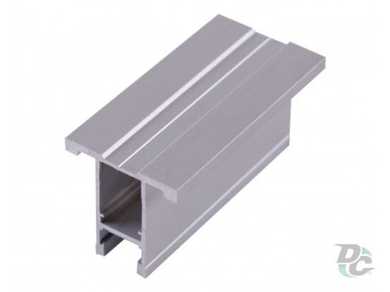 Vertical profile SLIM L-5,1m Silver DC StandardLine