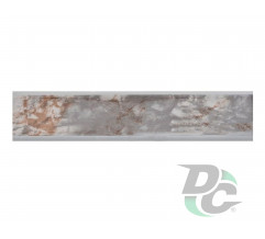Countertop plinth Bardiglio Marble 80  DC