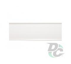 Countertop plinth Gloss White 135 DC