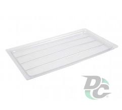 Dryer tray L-500 Transparent