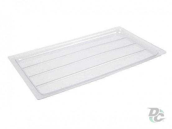Dryer tray L-500 Transparent