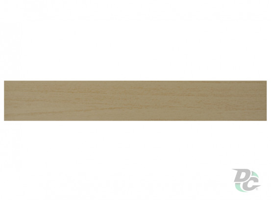 DC PVC edge banding 21/0,6 mm Natural Maple D375