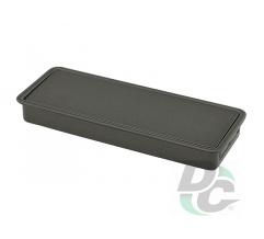 Furniture handle CR 28/96 PGR Графит Светлый DC StandardLine
