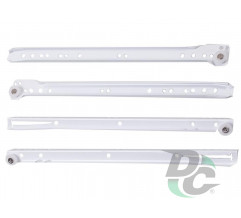 Roller slides L -450 mm  DC OptimaLine