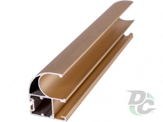 Railing holder Modern chrome DC OptimaLine