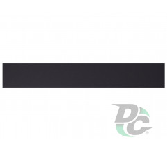 DC PVC edge banding 21/0,6 mm Black Graphite U961