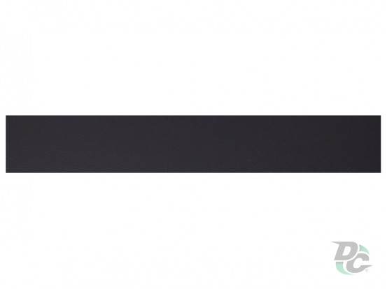 DC PVC edge banding 21/0,6 mm Black Graphite U961
