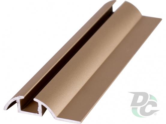 Down single rail L-5,5m Gold DC OptimaLine