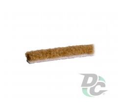 Dustproof adhesive brush for profile  Gold DC StandardLine