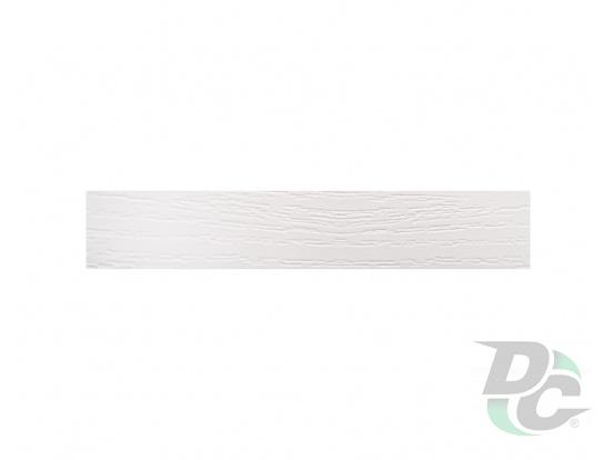 DC PVC edge banding 21/0,45 mm Structure White K101PR