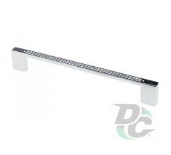 Furniture handle DC DL-705/128 G2 chrome (OL)