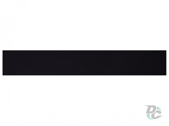 DC PVC edge banding 21/0,45 mm Rough Black U190PE