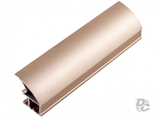 Vertical profile WAVE L-5,1m Gold DC StandardLine