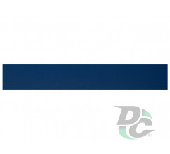 DC PVC edge banding 21/0,6 mm Rough Blue CL121 /0125 BS KronoSpan