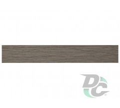 DC PVC edge banding 21/0,6 mm Grey Clubhouse Oak K079PW