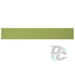 DC PVC edge banding 21/1,8 mm Lime 8122BS