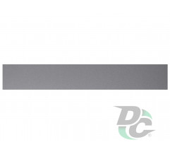 DC PVC edge banding 21/0,6 mm Smooth Metallic D881PE