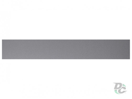 DC PVC edge banding 21/0,6 mm Smooth Metallic D881PE