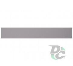 DC PVC edge banding 21/0,6 mm Rough Grey U112PE