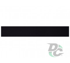 DC PVC edge banding 21/0,6 mm Rough Black U190PE