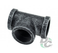 T-junction for pipe D-19mm Retro DC