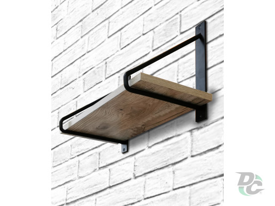 Shelf bracket TRG Black