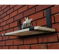 Shelf bracket UGL Black