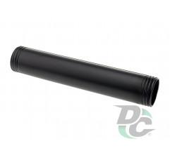 Pipe L-100mm D-19mm Black DC