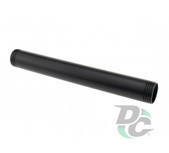 Pipe L-150mm D-19mm Black DC