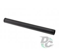 Pipe L-200mm D-19mm Black DC