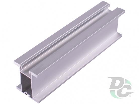 Vertical profile BERZ L-5,1m Silver DC StandardLine